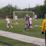 Monticello High School Girls Junior Varsity Soccer falls to Western Albemarle High School 1-0