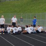 Monticello High School Boys Junior Varsity Soccer falls to Powhatan High School 2-1