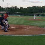 Monticello High School Varsity Baseball falls to Powhatan High School 7-4