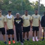 Monticello High School Boys Varsity Tennis falls to Orange County High School 5-4