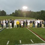 Monticello High School Boys Varsity Lacrosse beat Fluvanna County High School 15-2