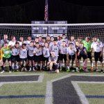 Monticello High School Boys Varsity Soccer beat Fluvanna County High School 4-1