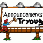 Winter Sports Tryouts Info