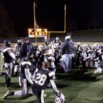 Monticello High School Varsity Football beat Waynesboro High School 56-14
