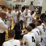 Monticello High School Boys Varsity Basketball falls to Turner Ashby High School 50-49