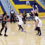 Girls Varsity Basketball beats Bruton 54 – 27