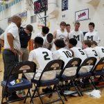Boys Varsity Basketball falls to Bruton 45 – 39