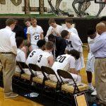 Boys Varsity Basketball beats Powhatan 64 – 61