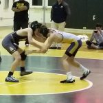Boys Varsity Wrestling beats Fluvanna County 45 – 7