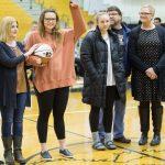 Molly Shepherd recognized as Monticello's scoring leader