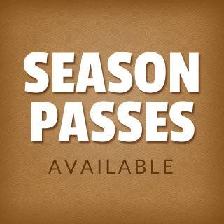 Season Pass Prices REDUCED for Spring Season