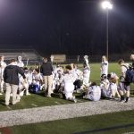 Boys Varsity Lacrosse beats James Monroe 9 – 4