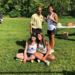 Girls Tennis fun photos
