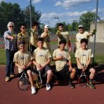 Boys Varsity Tennis falls to Turner Ashby 5 – 4