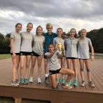 Girls Cross Country takes 2nd at Regional Championship