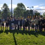 Boys Varsity Tennis beats Orange County 6 – 3