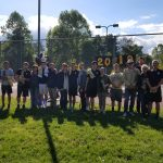 Boys Varsity Tennis falls to Western Albemarle 5 – 0