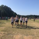 MHS harriers run strong at Adidas XC Challenge in Cary NC