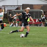 Girls Varsity Soccer Scores Two Late Goals to Defeat Goshen 4-2