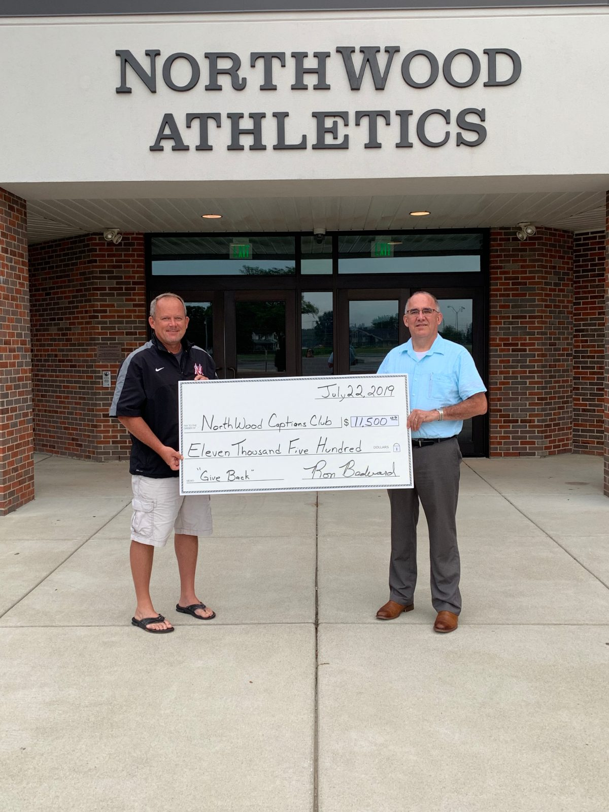 Michiana Promotions continues to support NW Athletics!