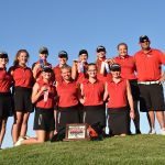 Girls Golf Breaks NLC Tourney Scoring Record En Route to 8th Straight Title