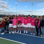 Boys Tennis Regional @ Concord