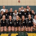 Girls Varsity Volleyball beats Tippecanoe Valley 3 – 0 in semi final!