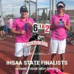 Wysong & Holland advance to IHSAA State Finals!
