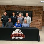 Grace Kniesly signs with Ancilla!