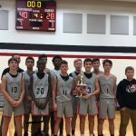 8th Grade Wins BIG 11 Regular Season Championship!