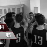 Boys Junior Varsity Basketball beats Columbia City 45 – 44