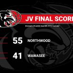 Boys Junior Varsity Basketball beats Wawasee 55 – 41
