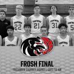 DELAYED POST: Boys Freshman Basketball beats Goshen 26 – 13