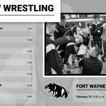 NorthWood Wrestling finishes second at Goshen Regional!