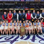 2020 GIRLS BASKETBALL 3A STATE CHAMPS!