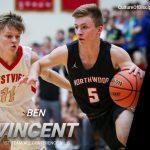 Ben Vincent Named First Team All N.L.C