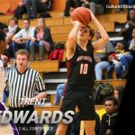Trent Edwards Named First Team N.L.C. All-Conference