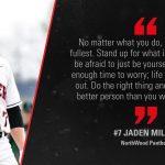 Senior Spotlight: Jaden Miller