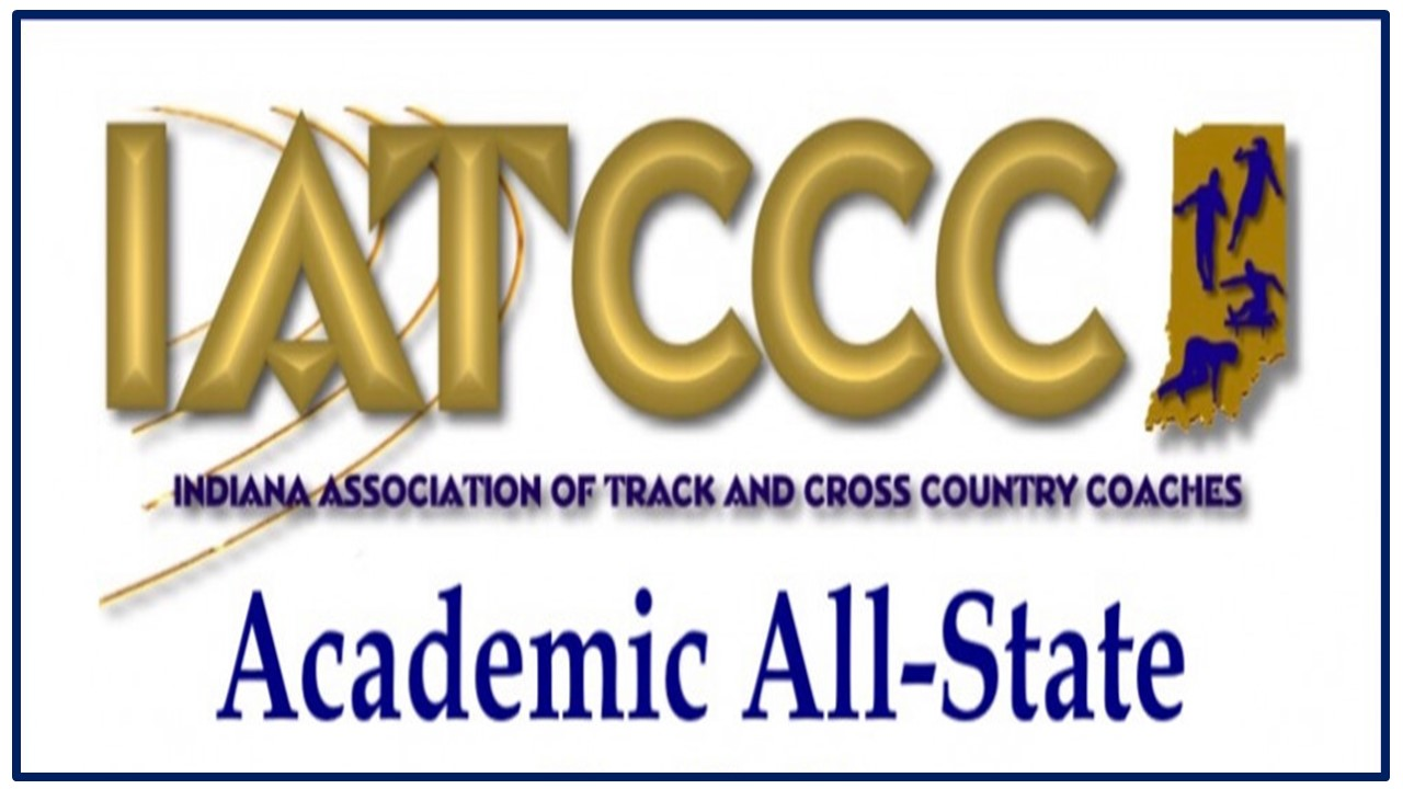 Boy's Track Academic All-State