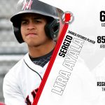 Lira Ayala Showcases At IHSBCA Future's Game