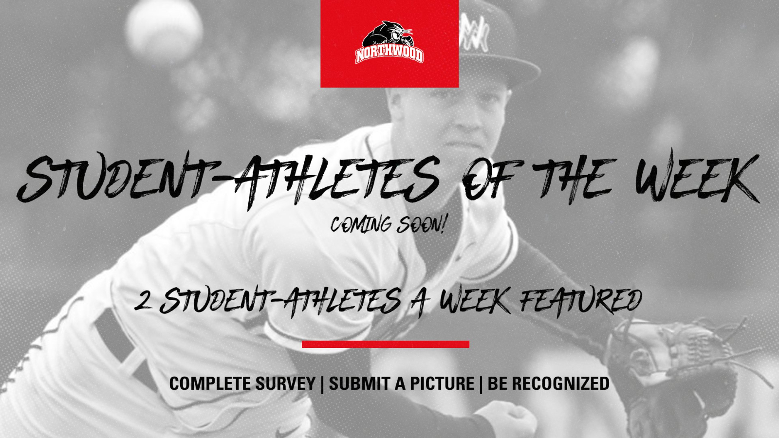Coming Soon… Student-Athletes of the Week