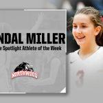 Female Spotlight Athlete of the Week