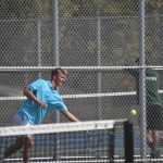 Ben Vincent moves to Sectional Tennis Championship!