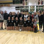 Girls Varsity Volleyball beats Wawasee 3 – 2 to Win Sectional Championship!