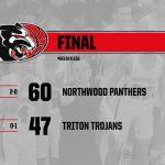 ICYMI: Boys Varsity Basketball beats Triton 60 – 47