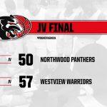ICYMI: Boys JV Basketball falls to Westview 57 – 50
