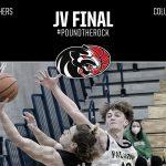 Boys Junior Varsity Basketball beats Columbia City 43 – 24