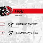 Boys Varsity Basketball beats Columbia City 54 – 37
