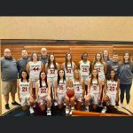 Girls Varsity Basketball falls to Plymouth 48 – 34