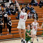 Boys Varsity Basketball beats Tippecanoe Valley 76 – 39